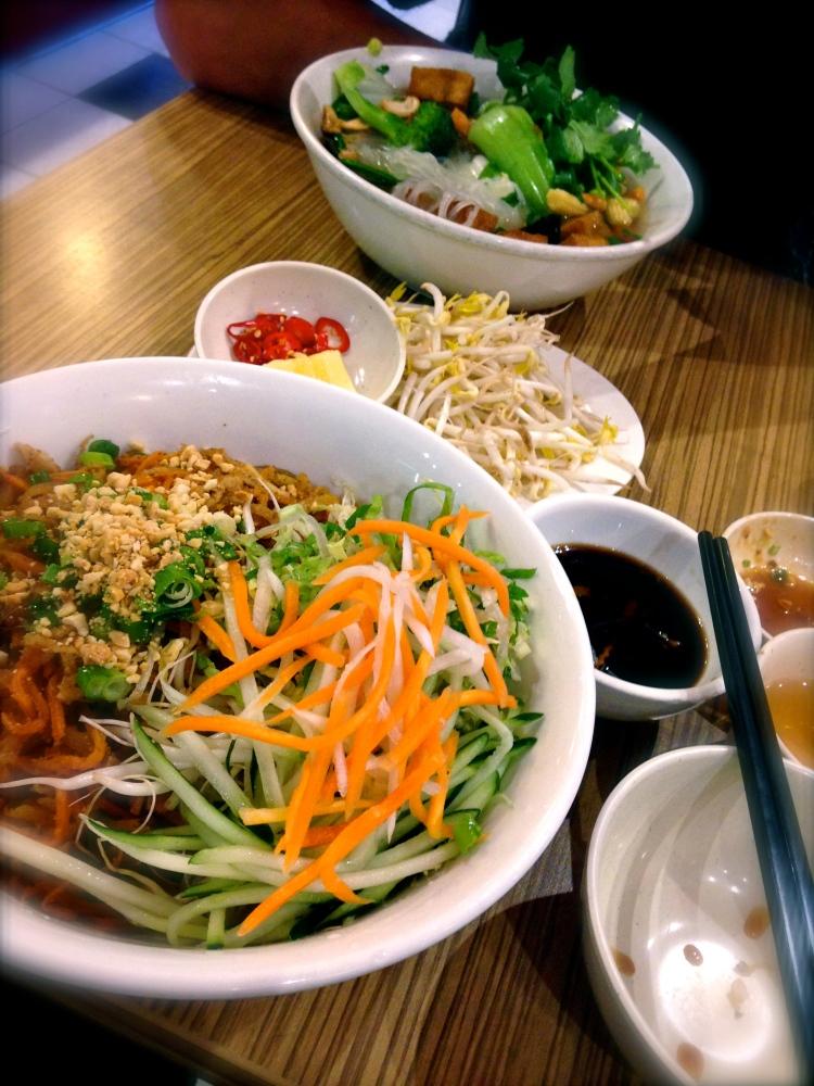 A Vietnamese feast!