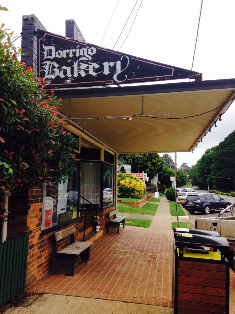 Dorrigo bakery