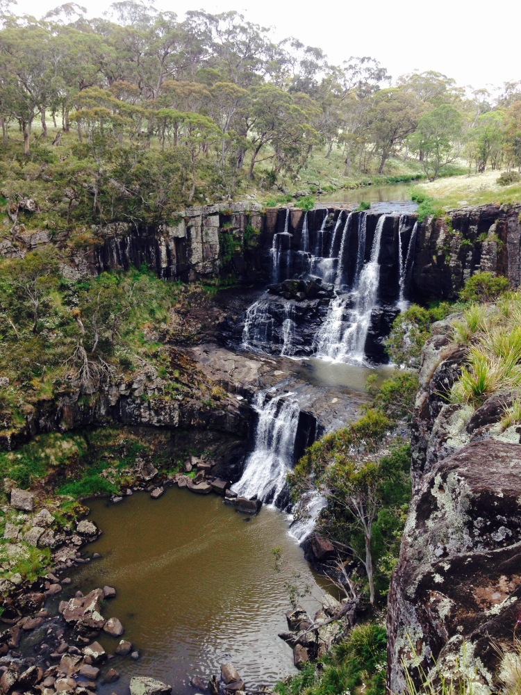ebor falls upper
