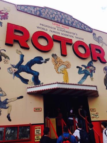 luna rotor