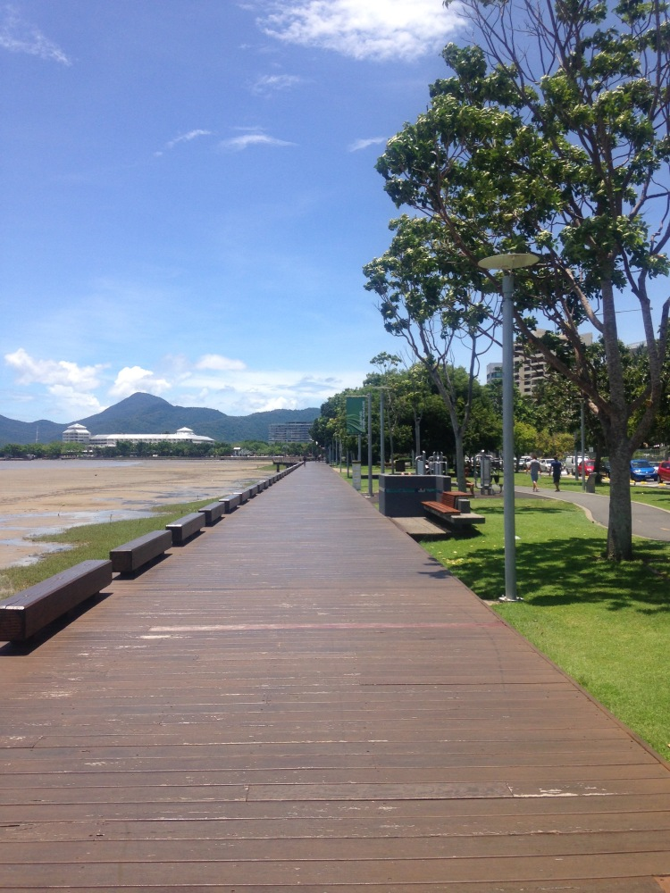 cairns board walk