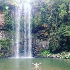 Milla Milla Falls, QLD