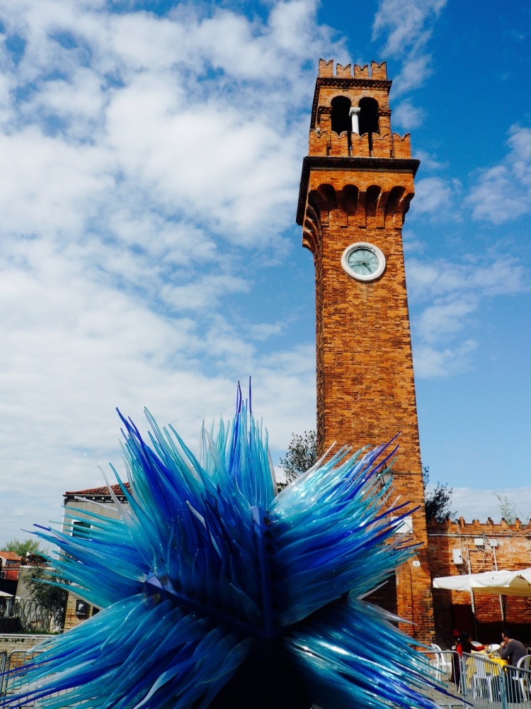 Murano clocktower