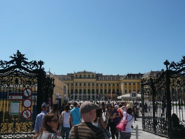 Schloss Schönbrun Summer palace (1)