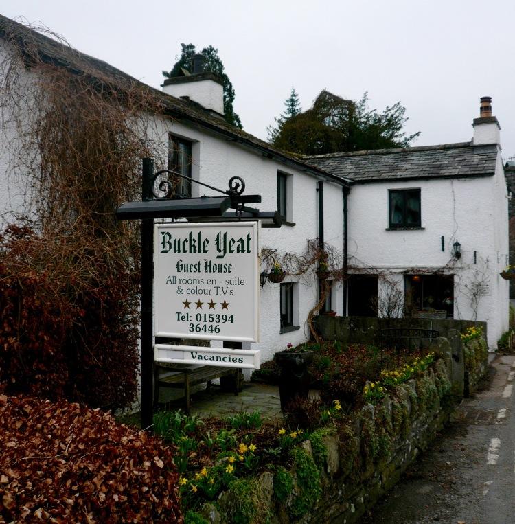 Buckleyeat guesthouse