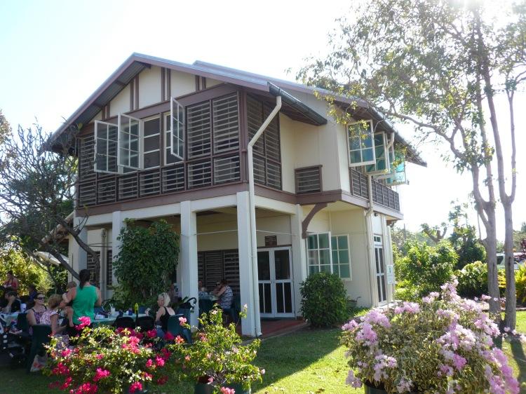 Burnett Heritage House exterior