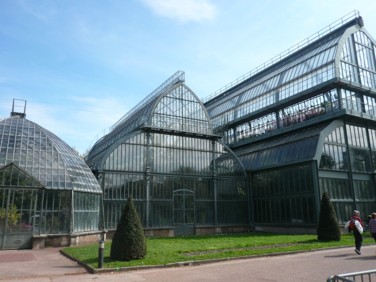 glasshouses botanic gardens