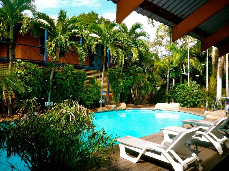 KK's pool