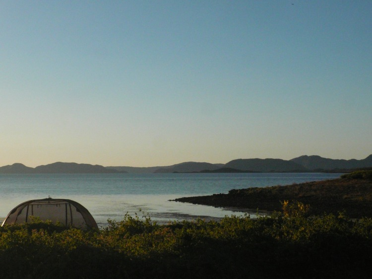 lake argyle camping