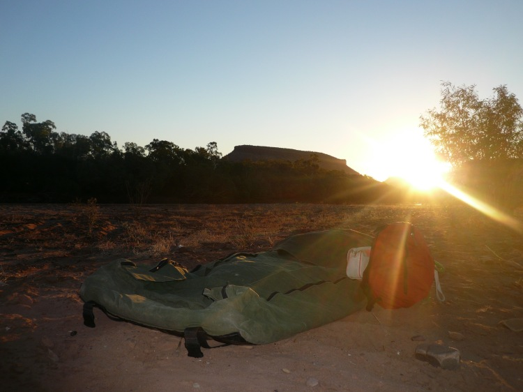 River camping 2