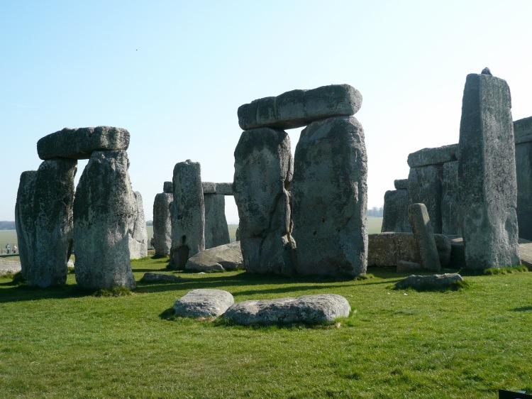 Stone henge near