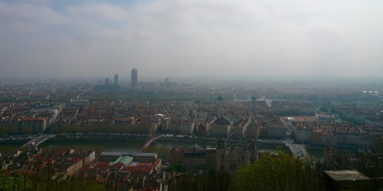 View over Lyon (1)