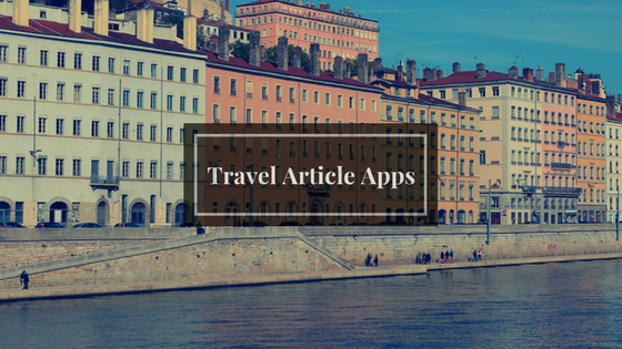 travel-article-apps