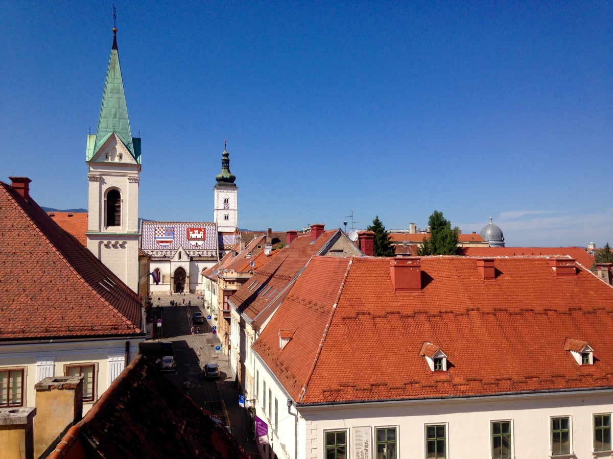 A Weekend in Zagreb, Croatia
