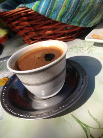 Traditional Bosnian Coffee